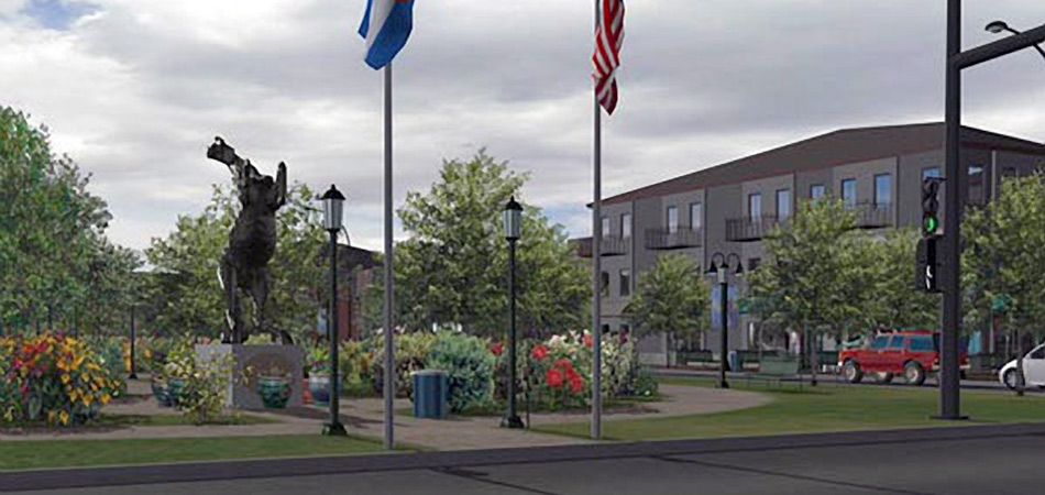 Project: Sample of Denver RTD transit oriented development in Lakewood Colorado